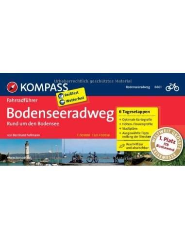 KK 6601 Bódeni-tó - Bodenseeradweg...