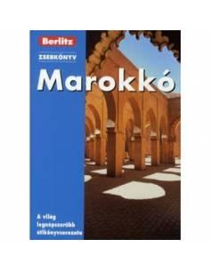 Marokkó zsebkönyv - Berlitz