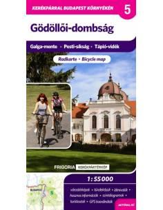 Gödöllői-dombság kerékpáros...