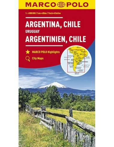 Argentína, Chile, Bolívia, Paraguay,...