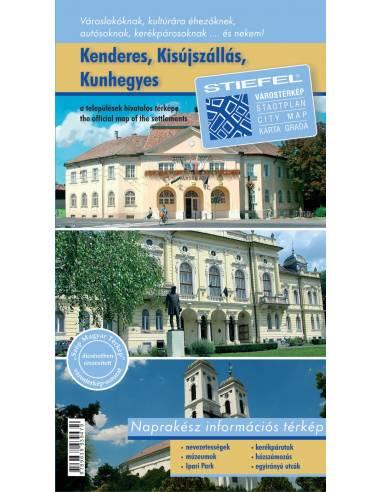 Kenderes - Kisújszállás - Kunhegyes...