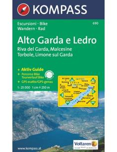 KK 690 Alto Garda e Ledro...