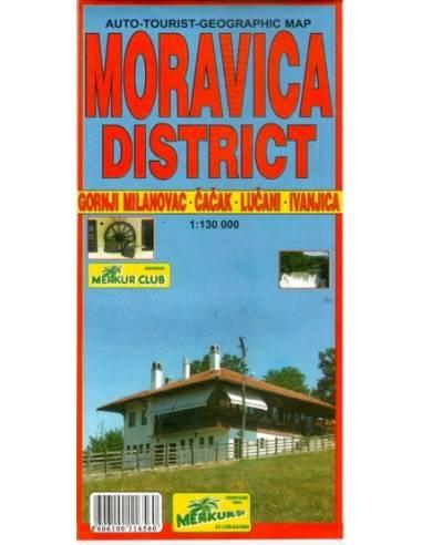 Moravcki okrug autós-, turista-,...