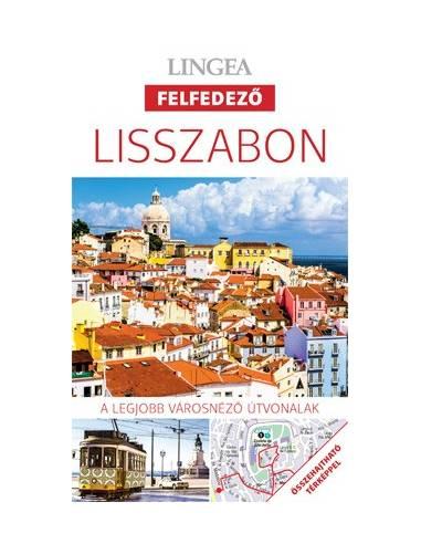 Lisszabon - Felfedező útikönyv +...