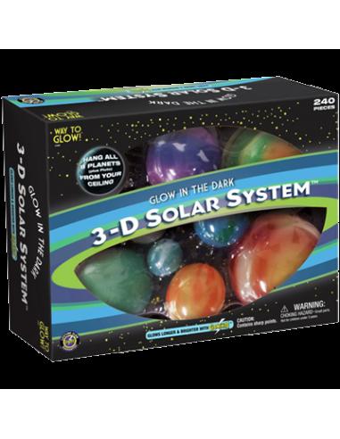 3-D Solar System - Naprendszer