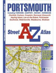 Portsmouth atlasz (A-Z)...