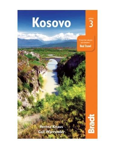 Kosovo - Koszovó - Bradt útikönyv