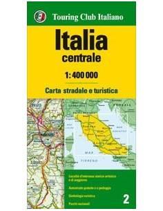 Olaszország középső része...