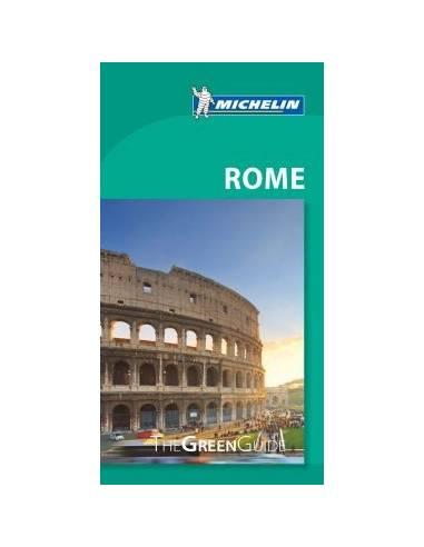 Róma útikönyv - Rome Green Guide