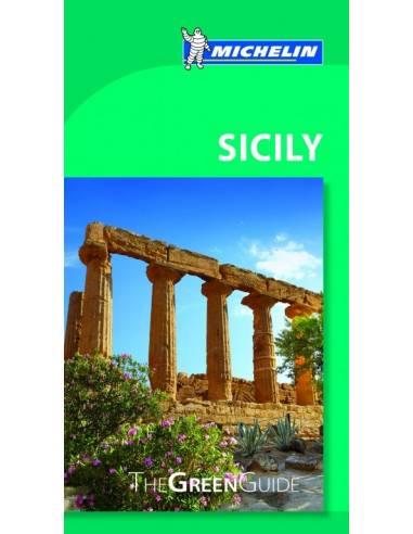 Szicília útikönyv - Sicily Green Guide