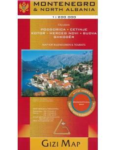 Montenegró - Észak-Albánia...