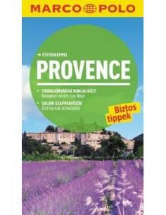 Provence útikönyv (Marco Polo)