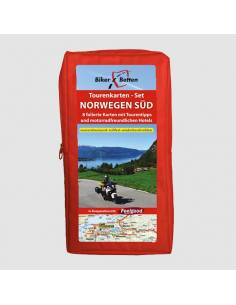 Norvégia - Dél motoros...