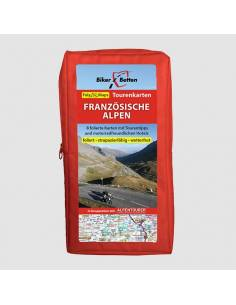 Francia-Alpok motoros...