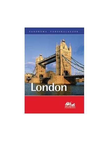 London útikönyv (Panoráma)