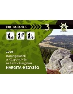 EKE-BAKANCS • 3 • 2016 - Hargita-hegység