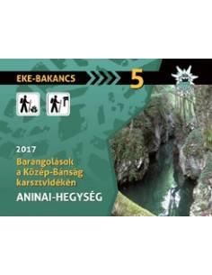 EKE-BAKANCS • 5 • 2017 - Aninai-hegység