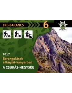 EKE-BAKANCS • 6 • 2017 - A Csukás-hegység