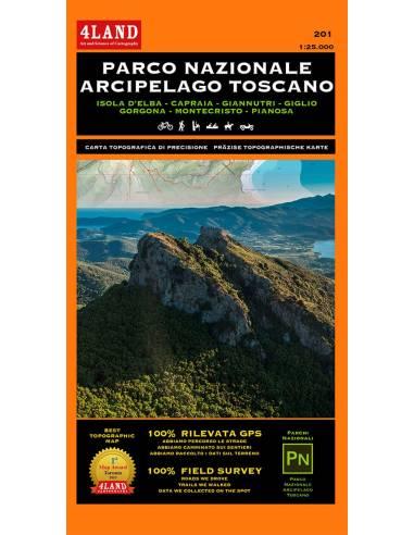 4LAND-201 Parco Nazionale Arcipelago...
