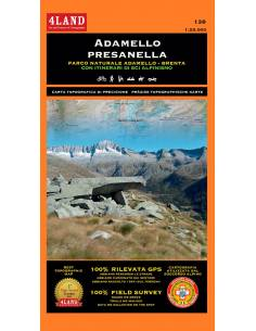 4LAND-138 Adamello -...