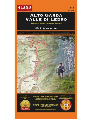 4LAND-114 Alto Garda - Valle di Ledro...