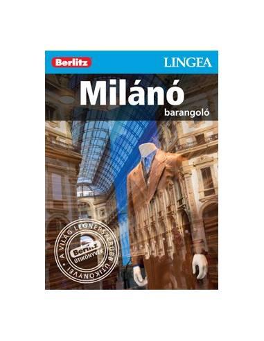 Milánó barangoló - Berlitz útikönyv -...
