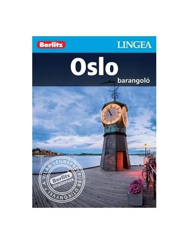 Oslo barangoló - Berlitz útikönyv -...