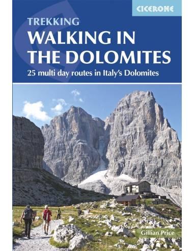 Walking in the Dolomites -Séták a...