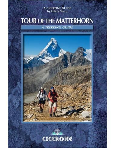 Tour of the Matterhorn túrakönyv