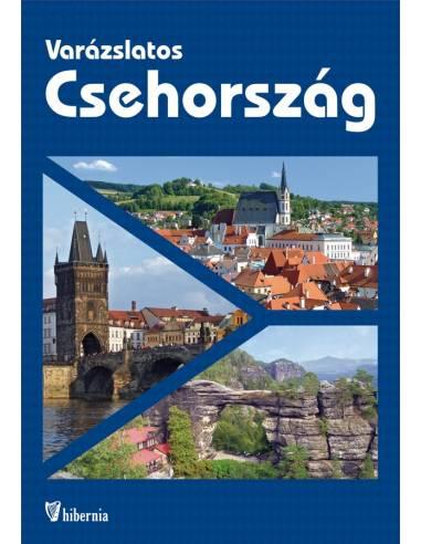 Csehország útikönyv - Varázslatos tájak
