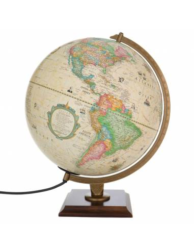 Carlyle Illuminated Globe - Carlyle...