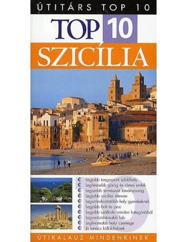 Szicília útikönyv TOP 10 Útitárs