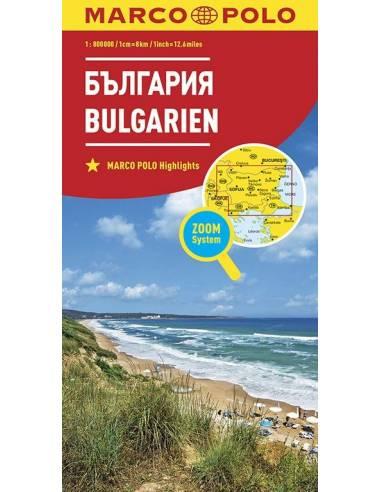 Bulgarien (Bulgária)ZOOM térkép...