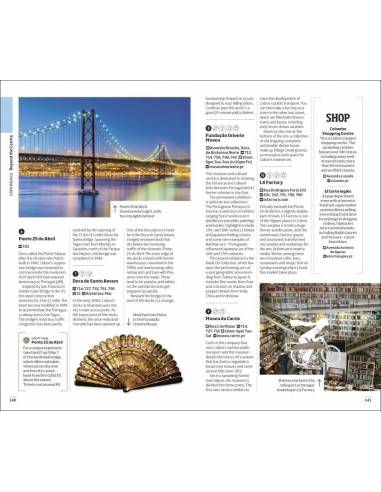 Lisbon - Lisszabon útikönyv - DK...