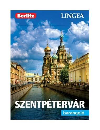 Szentpétervár barangoló útikönyv...