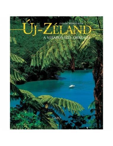 Új-Zéland album - A viharos szél...