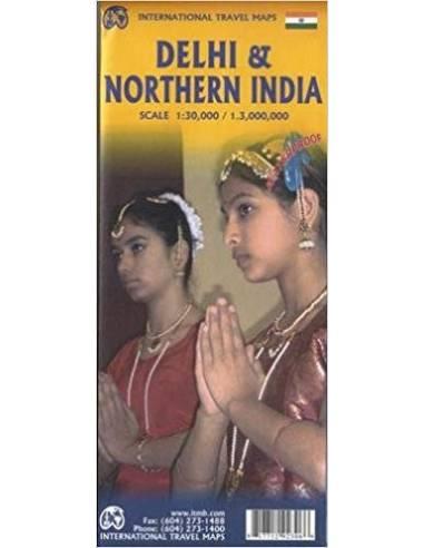 India north & Delhi -Észak India és...