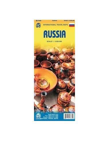 Russia west & St.Petersburg-...