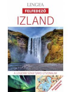 Izland - Felfedező útikönyv...