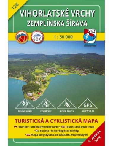 TM 126 Vihorlát-hegység - Széles-tó...