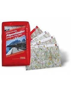 Alpenlander Motorrad-Atlas...