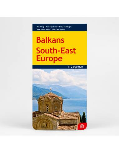 Balkans, South-East Europe - Balkán,...
