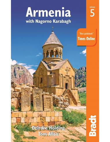 Armenia with Nagorno Karabagh -...