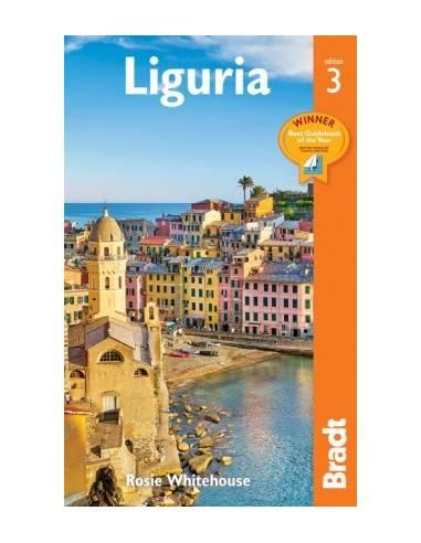 Liguria -  Bradt útikönyv