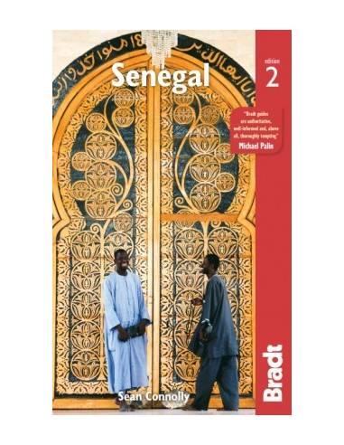 Senegal - Szenegál - Bradt útikönyv