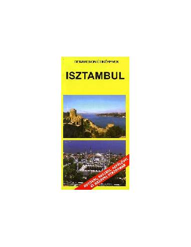 Isztambul útikönyv - Dekameron