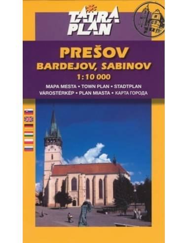 Presov, Bardejov, Sabinov - Eperjes,...