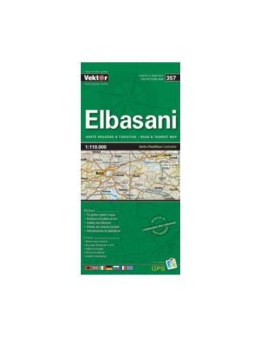 Elbasani autós túristatérkép (357)...