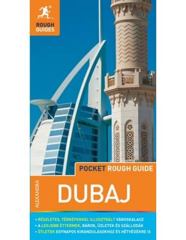 Dubaj útikönyv térképpel ( pocket...