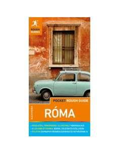 Róma útikönyv térképpel (...
